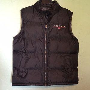 Men's THRE3 Puffy Vest